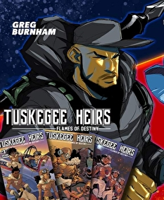 Greg Burnham off Tuskegee Heirs and the The Search For Sadiqah