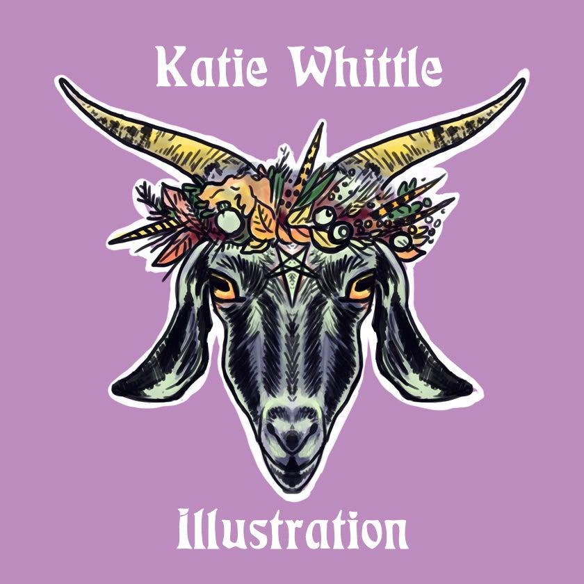 Katie Whittle Illustration