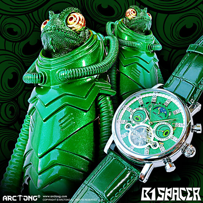 ARCTONG Green Spacer Watch NYCC Excl 25.jpg