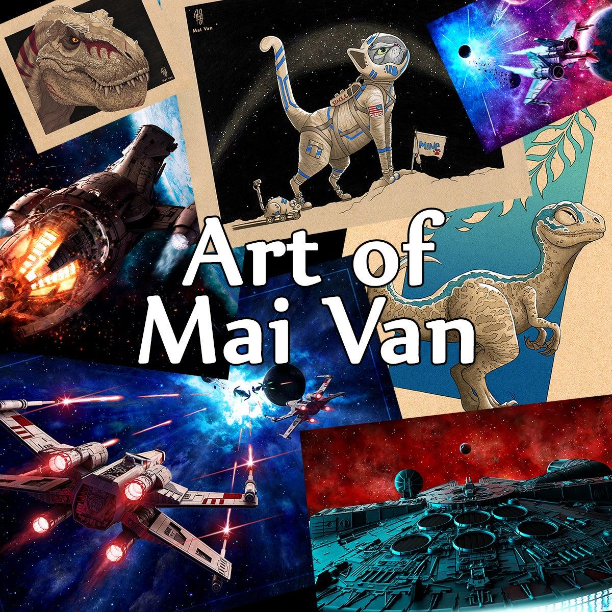 Art of Mai Van