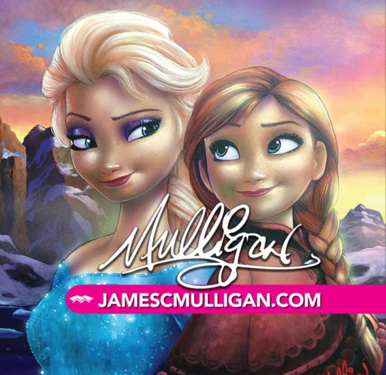 Disney Artist James C Mulligan
