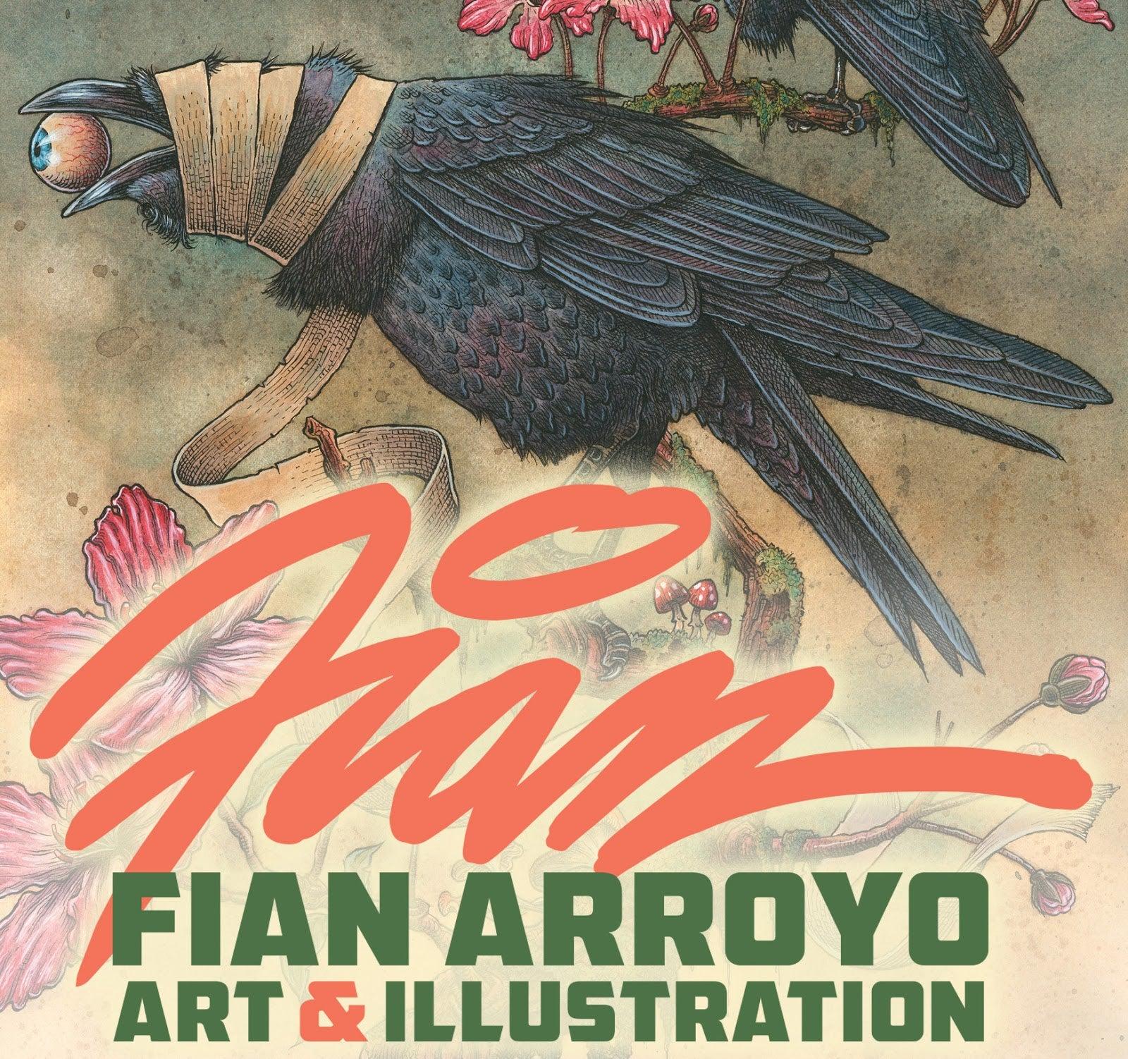 Fian Arroyo Art