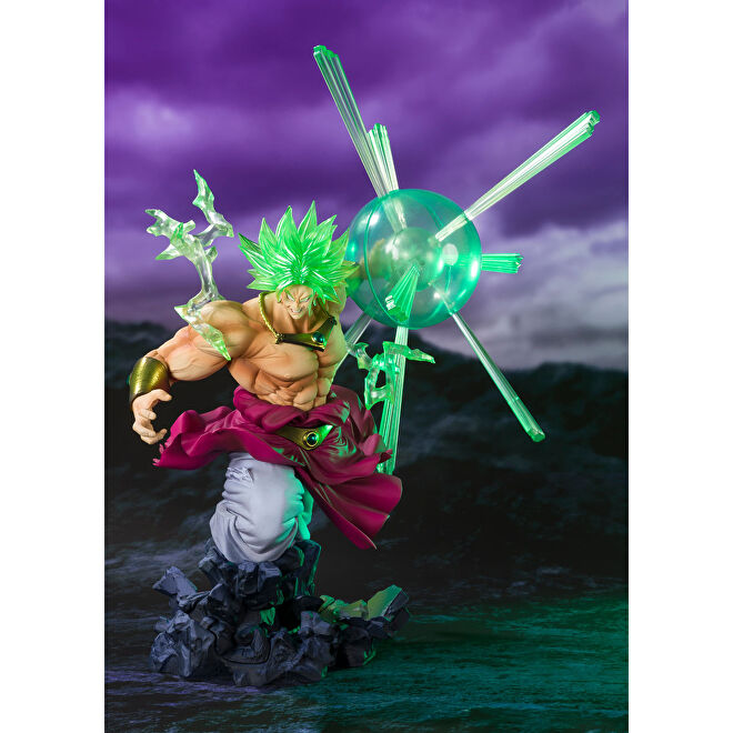 Figuarts ZERO SUPER SAIYAN BROLY-THE BURNING BATTLE-Event Exclusive Color Edition