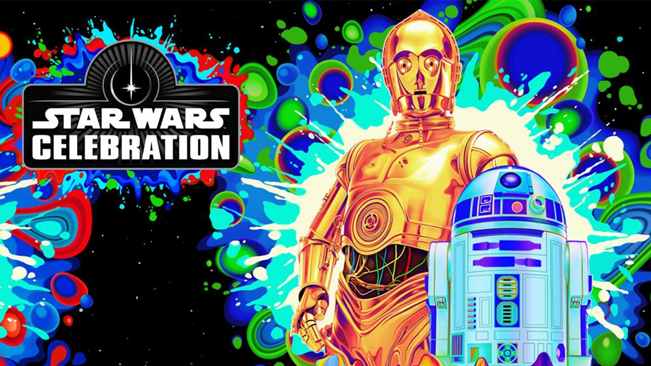 Star Wars Celebration 2020 Exclusive Merch Revealed