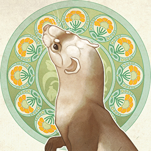 The Green Ferret