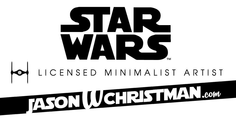 Star Wars Licensed Artist Jason W Christman