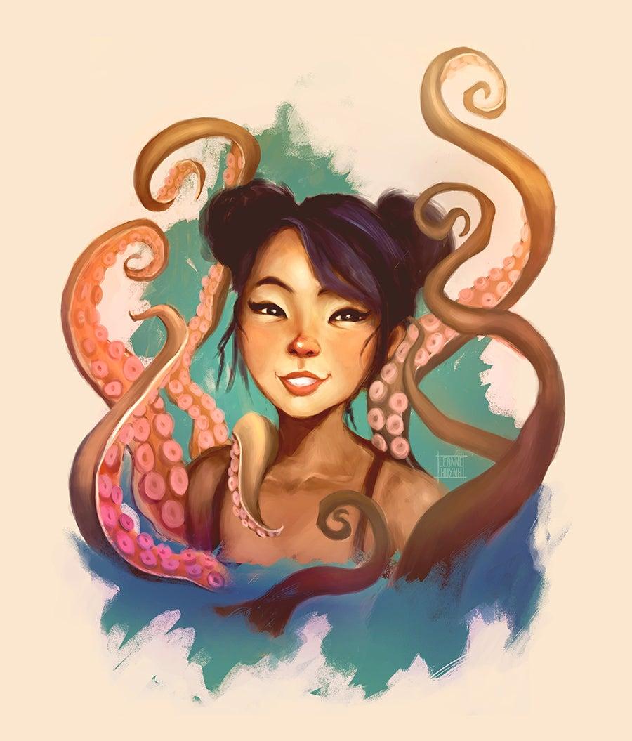 Leanne Huynh Art