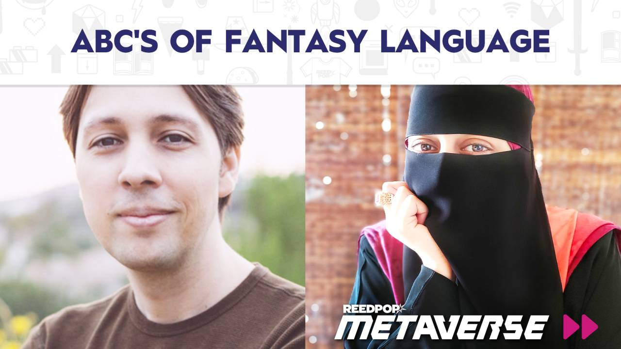 Image for ABC's of Fantasy Language Building