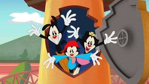 AN-I-MAN-IACS! Cast & Producer Panel - Animaniacs Returns on Nov. 20 to Hulu