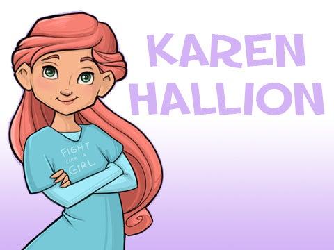 Karen Hallion Illustration