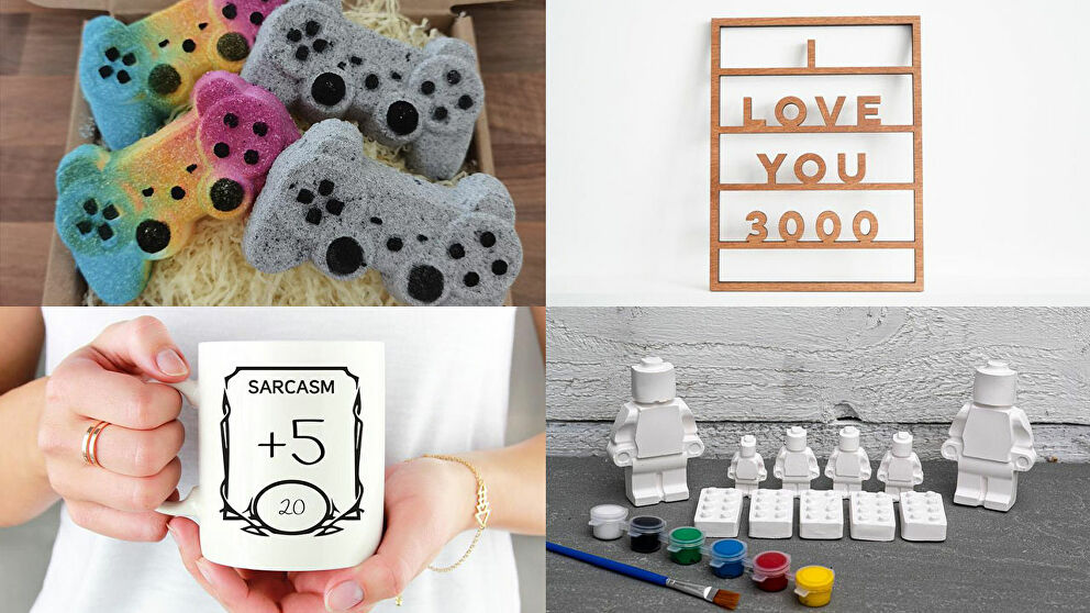 best geeky gifts etsy