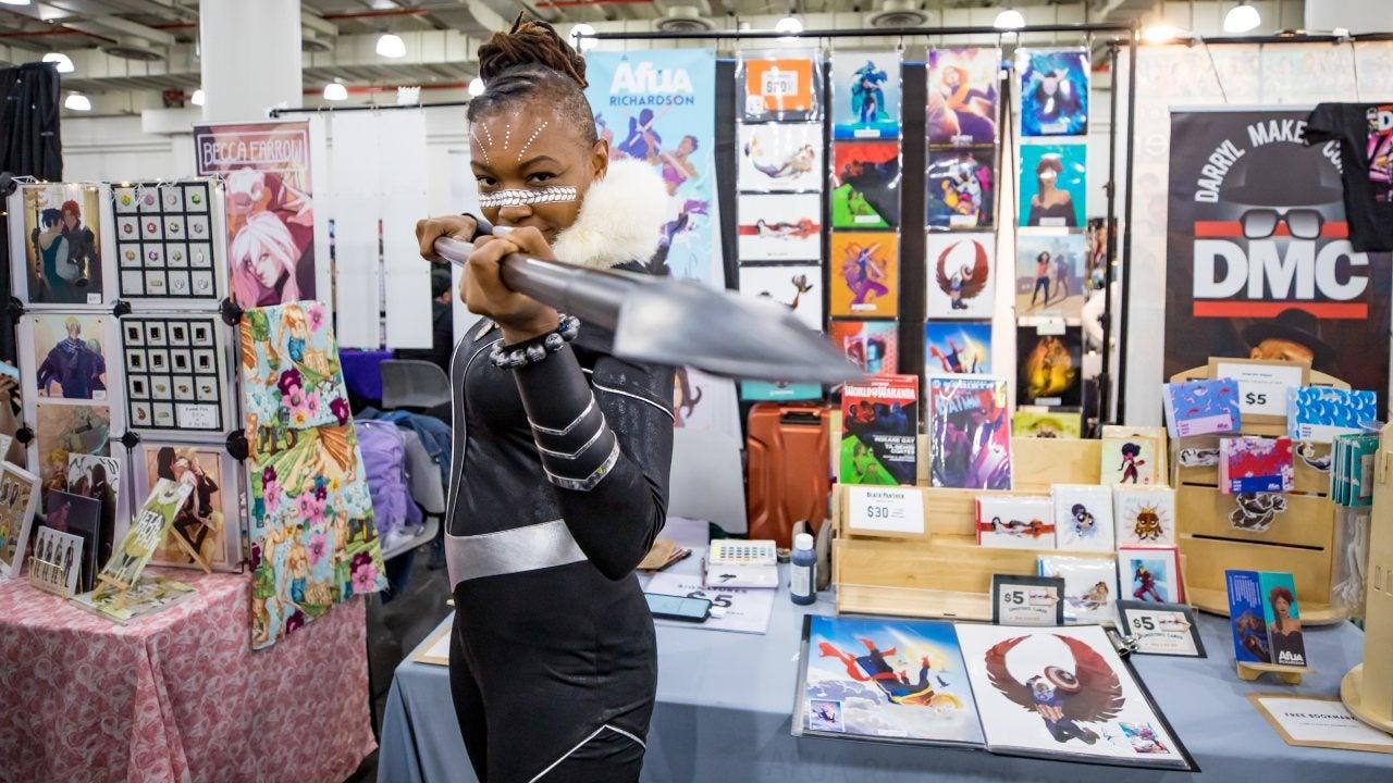10 black comic creators