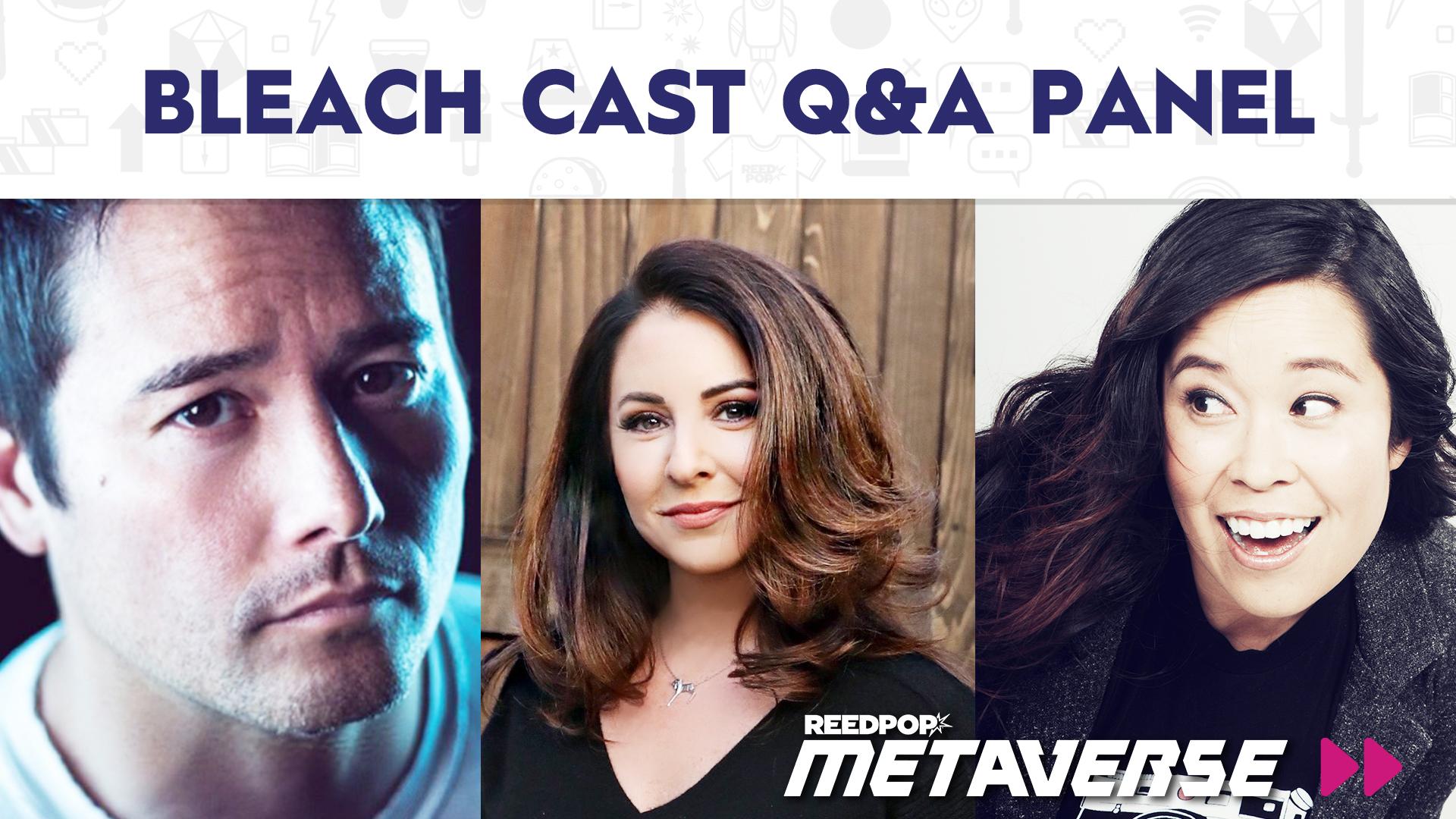 Image for Bleach Cast Q&A Panel