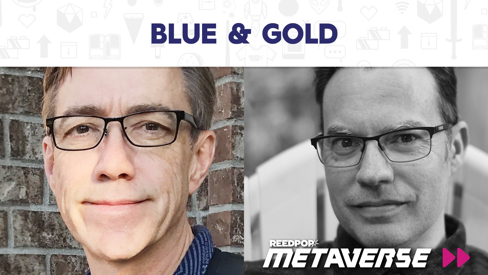Image for Blue & Gold with Dan Jurgens and Ryan Sook