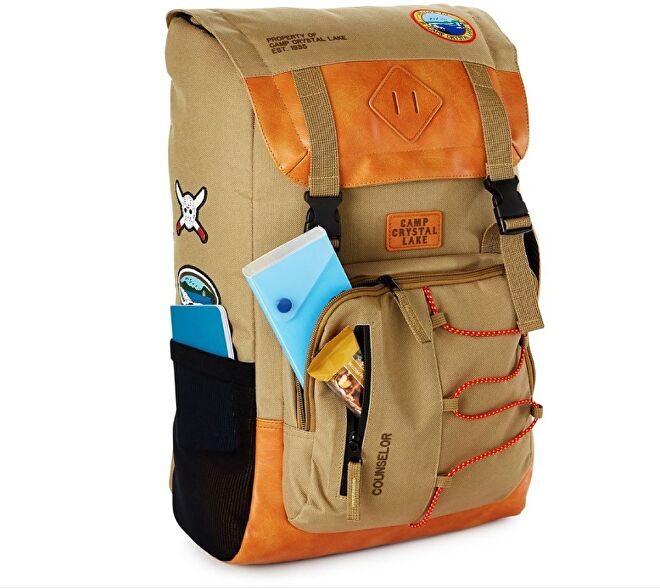 Camp Crystal Lake Built Up Backpack