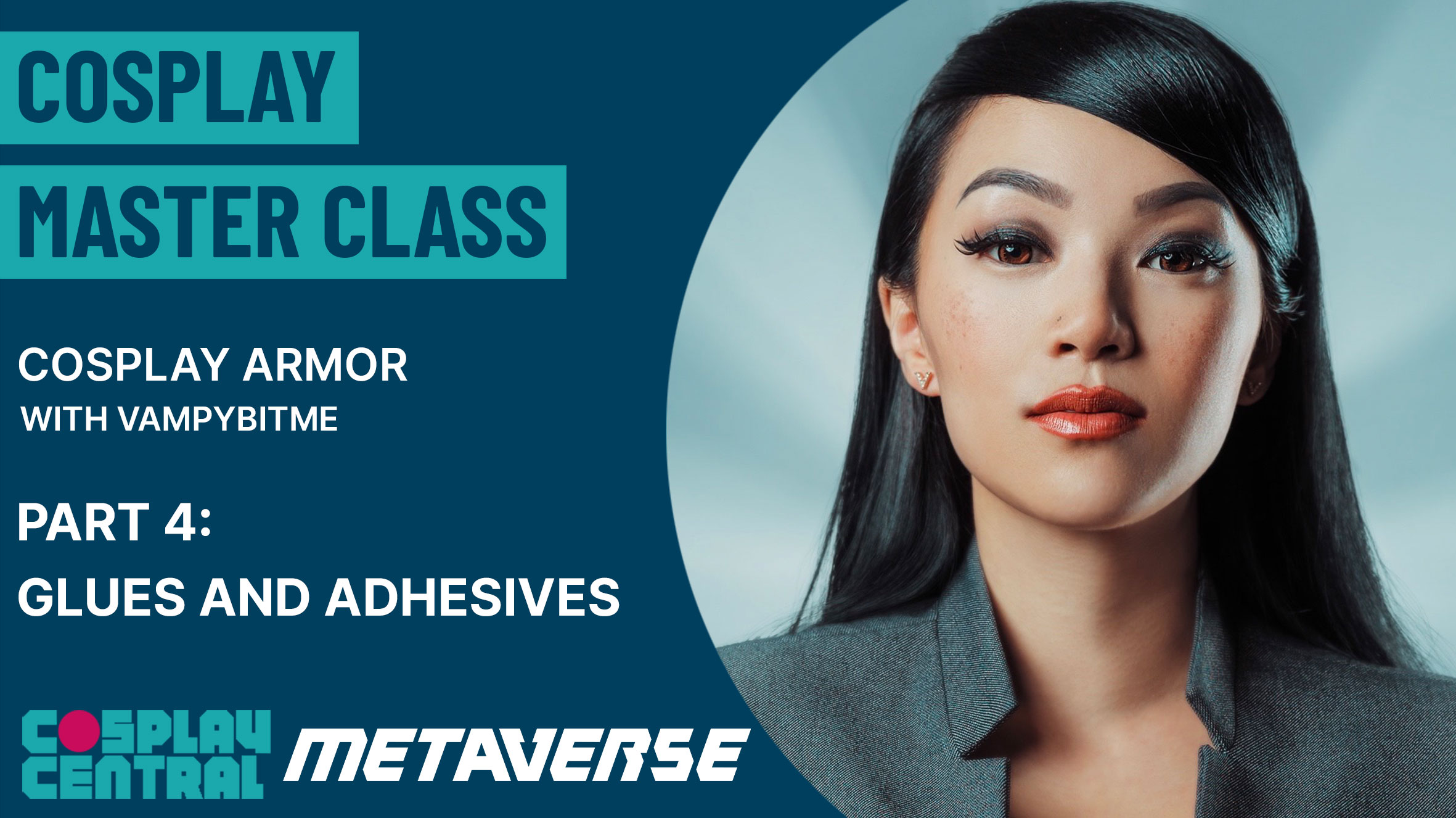 Image for Cosplay Master Class | Armor with VampyBitMe - Part 4 Glues and Adhesives