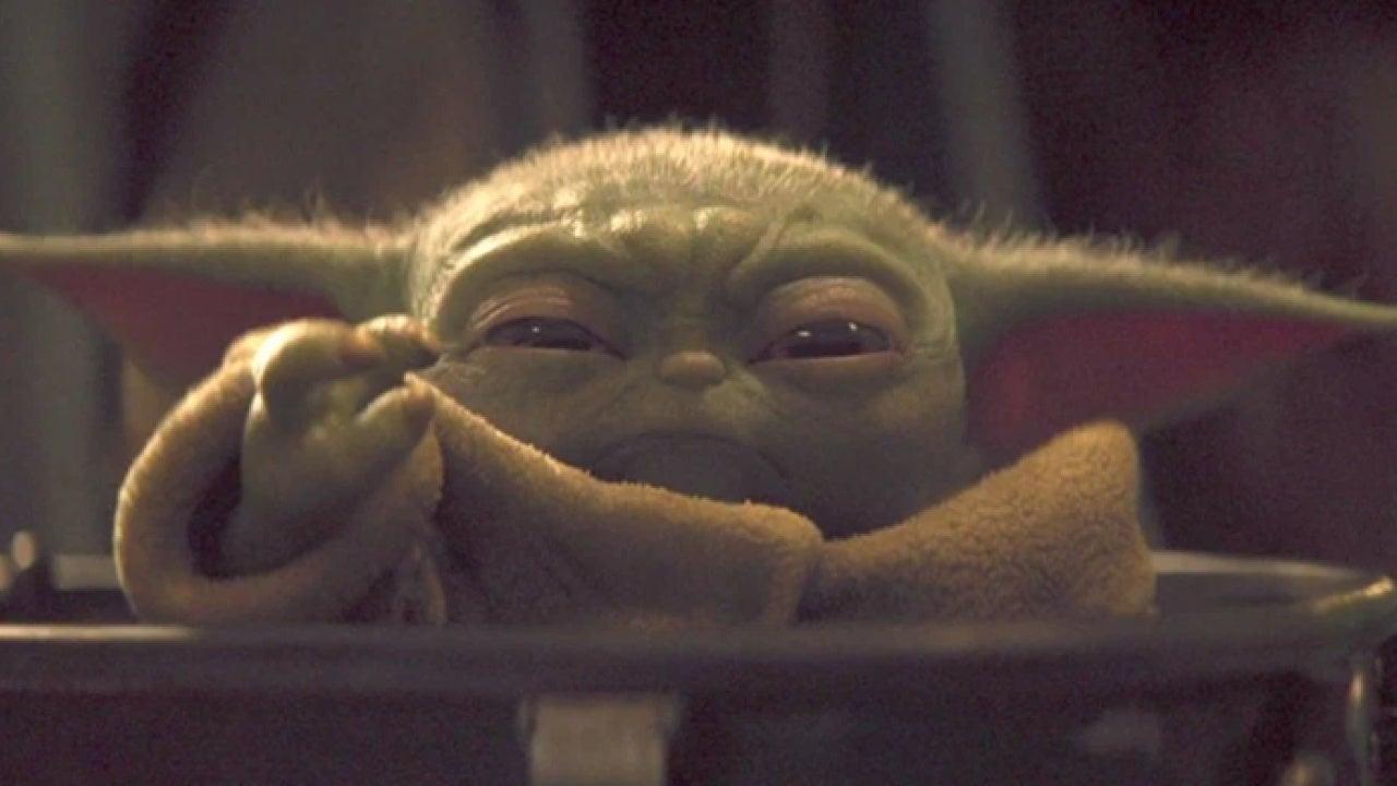 cutest baby yoda items in the galaxy
