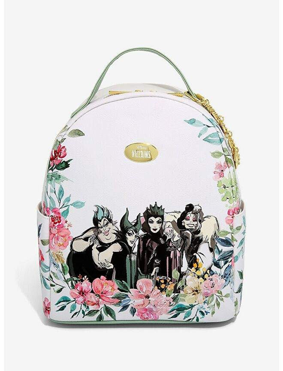 Disney-Villains-Floral-Mini Backpack.jpg