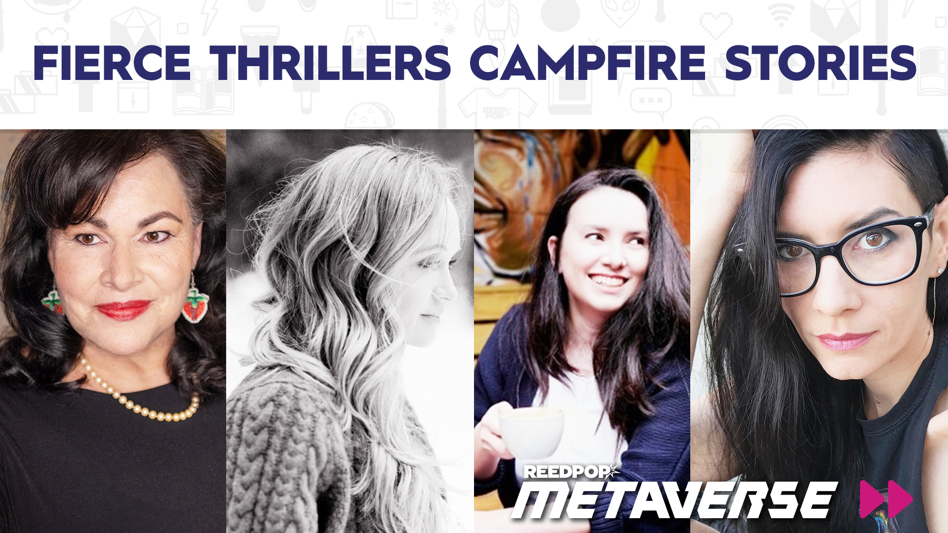 Image for Fierce Thrillers Campfire Stories