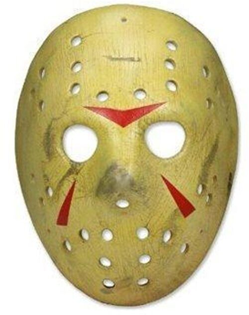 NECA Friday The 13th Prop Replica Jason Mask
