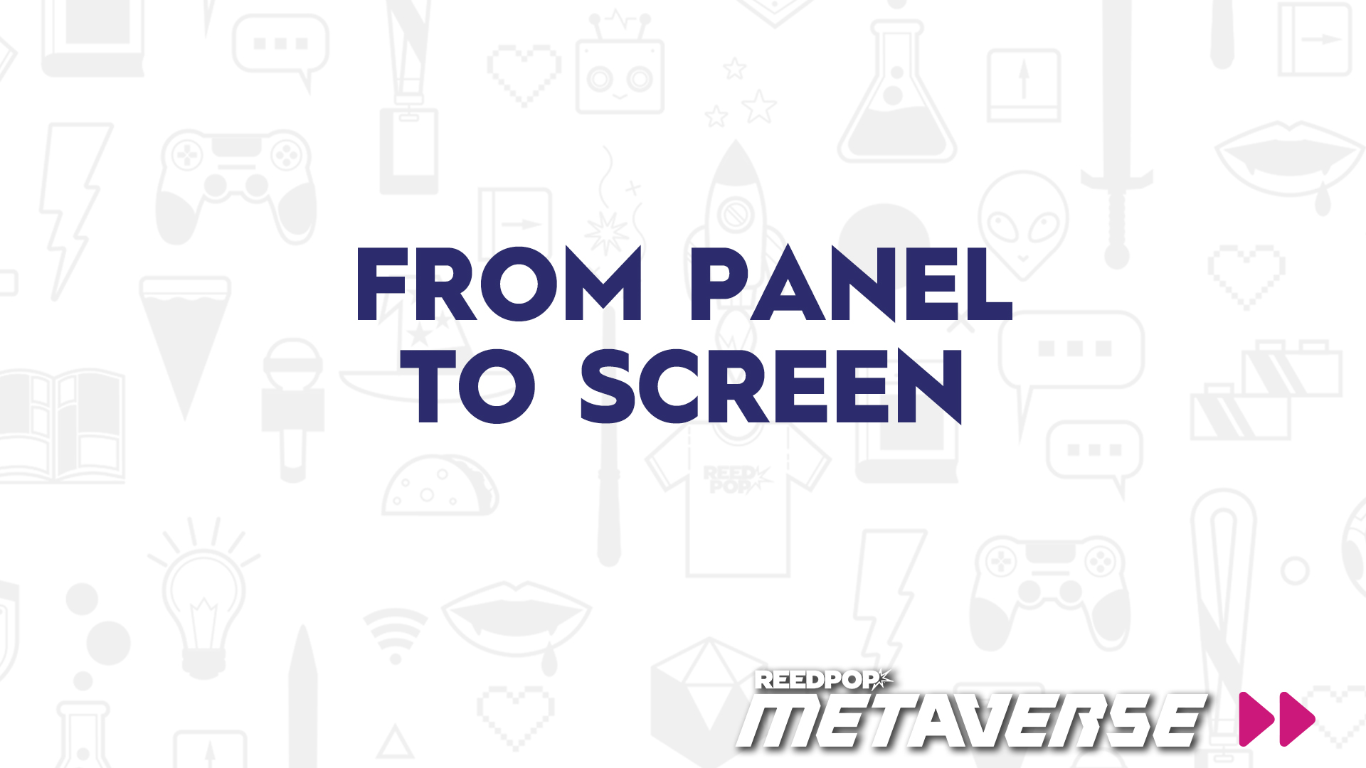 Image for From Panel to Screen - Sarah Graley