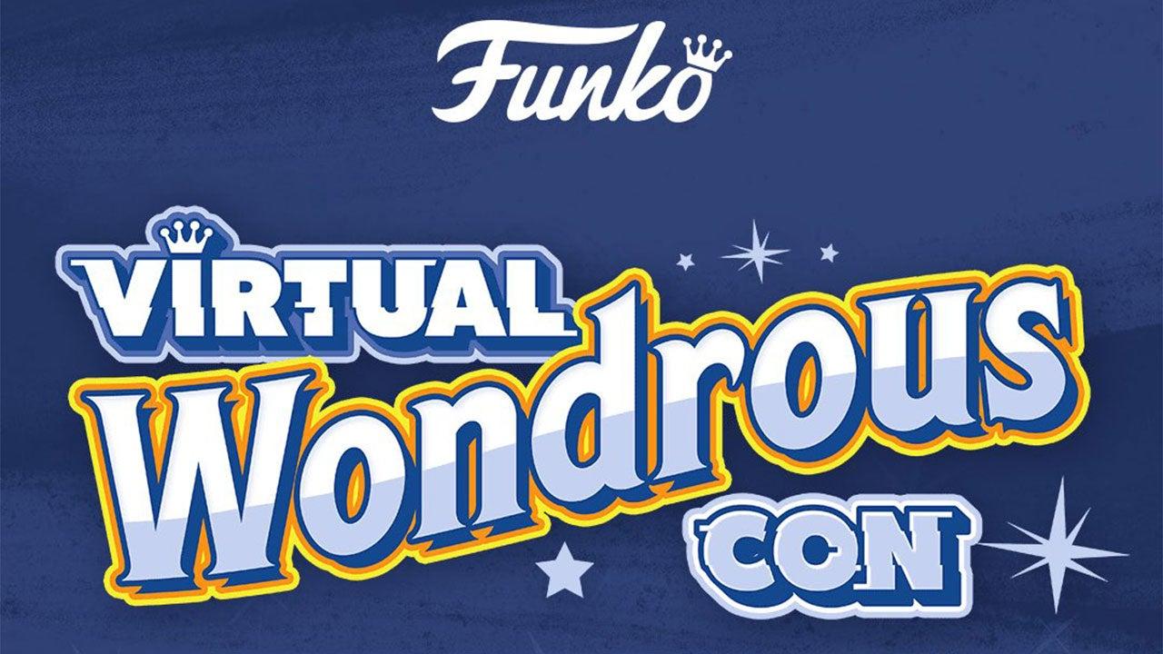 funko wondrous con 2021