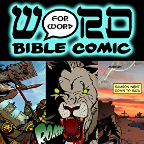A Word for Word Bible Comic