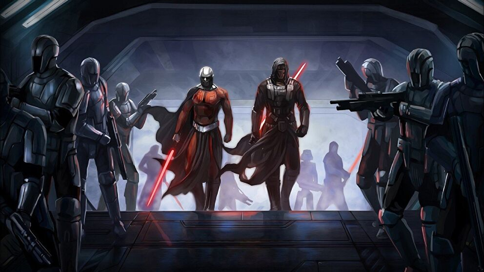 Like The Mandalorian? You'll Love Star Wars: Knights of the Old Republic