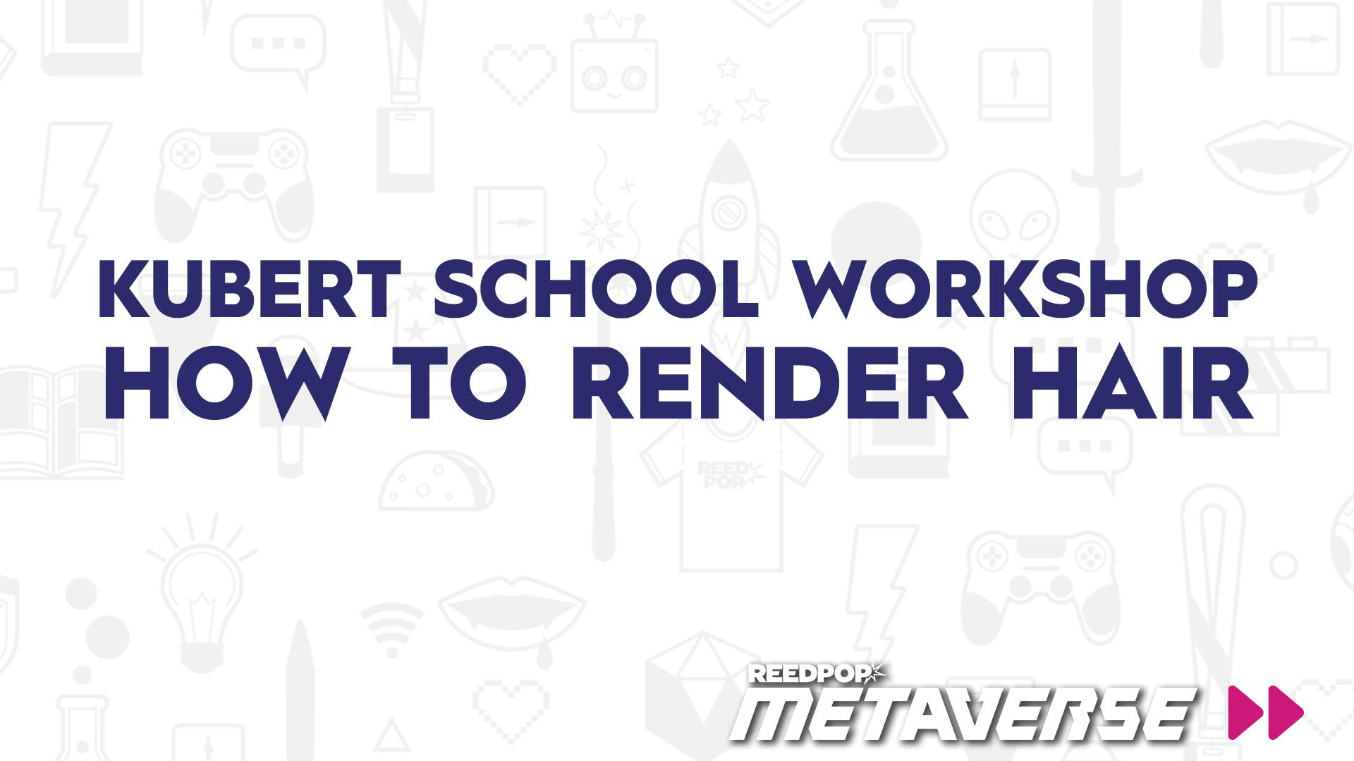 Image for Kubert School Workshops - How to Render Hair