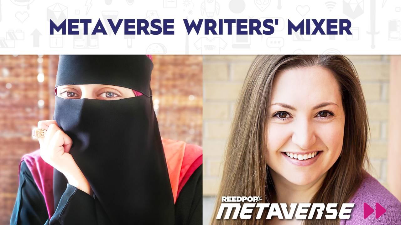 Image for Metaverse Writers Mixer