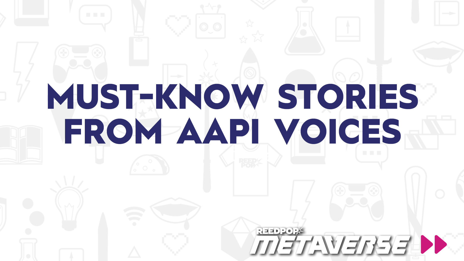 Image for Must-Know Stories from AAPI Voices