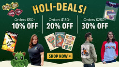 Black Friday Deals On NYCC, MCM, ECCC, and more ReedPop Merch