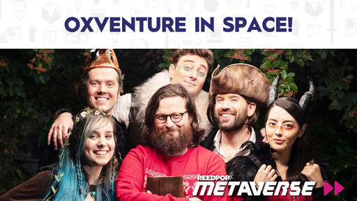 Image for Oxventure in Space! The Oxventurers Guild Plays RPG Lasers & Feelings at Metaverse