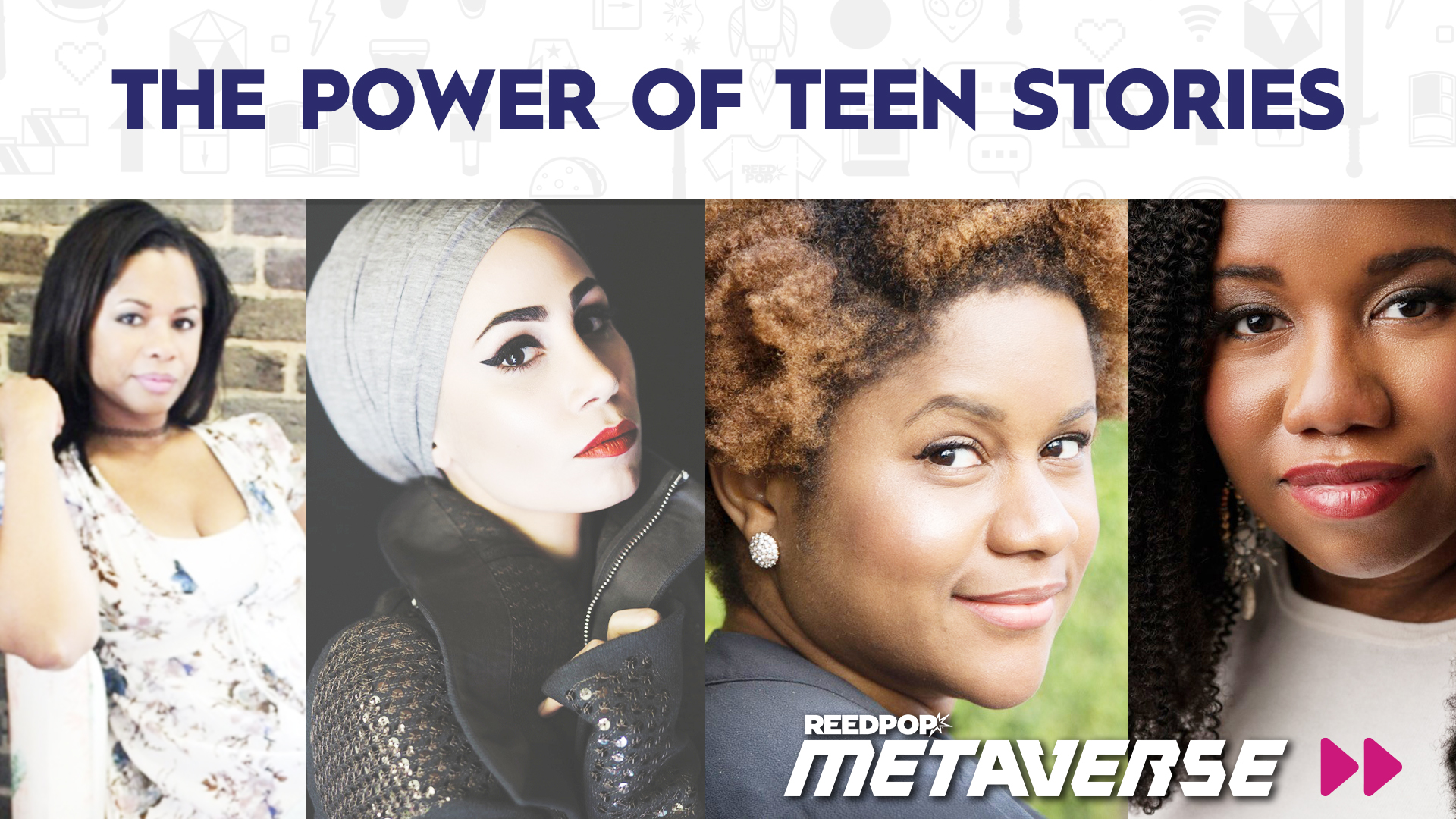 Image for Past, Present, Future - The Power of Teen Stories