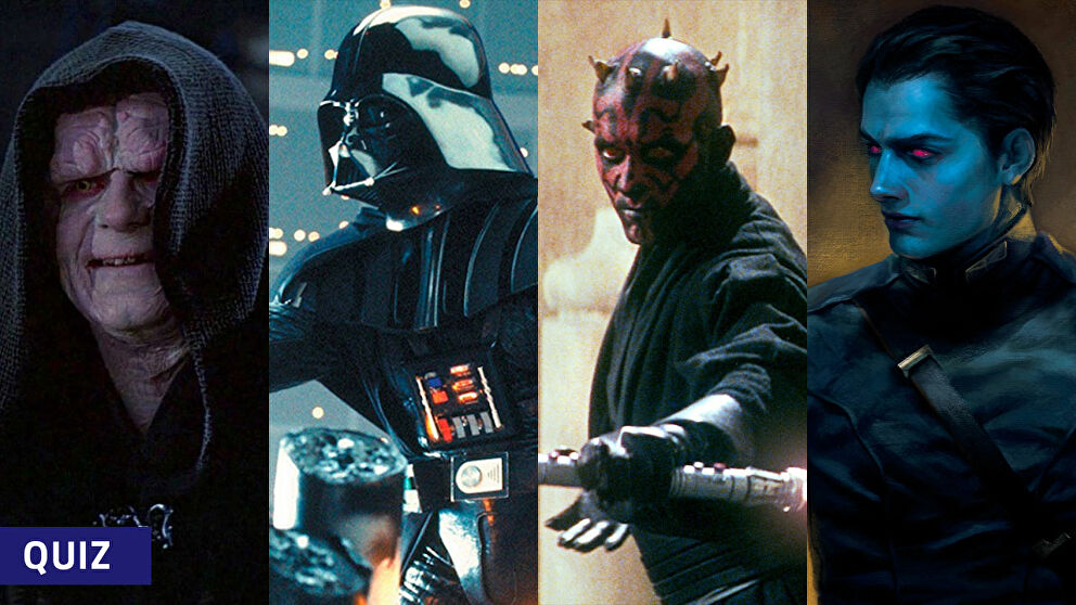 [Quiz] Which Star Wars Villain Are You?