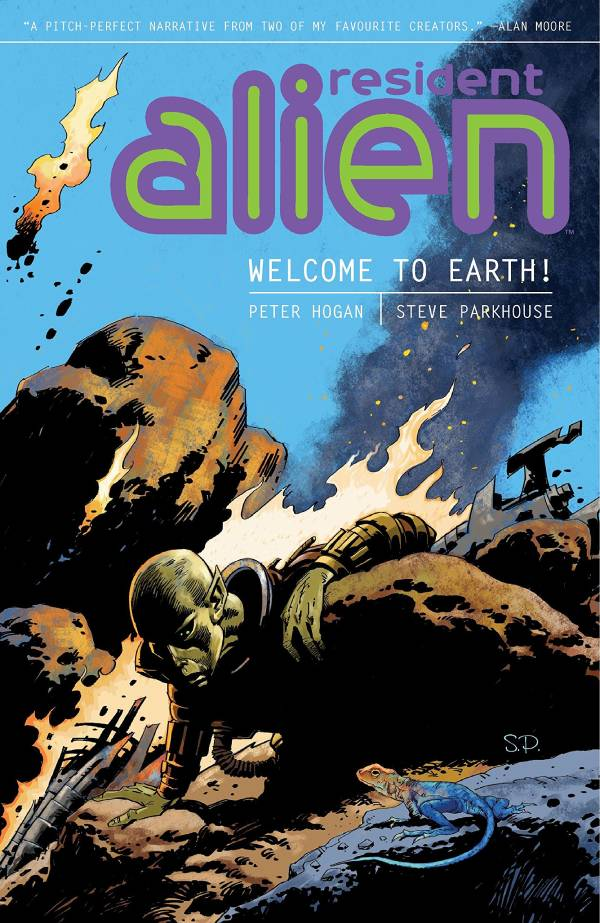 Resident Alien Vol 1 Welcome to Earth