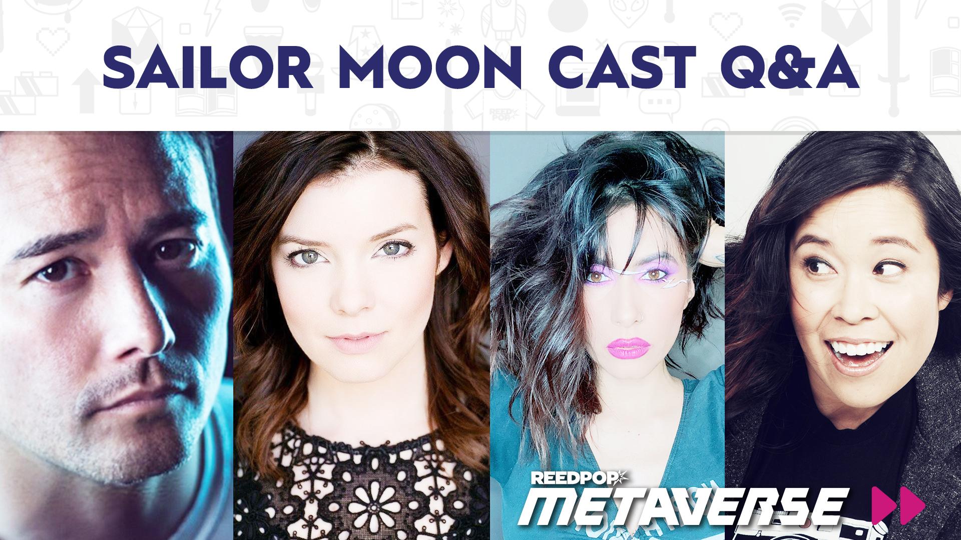 Image for Sailor Moon Cast Q&A Panel