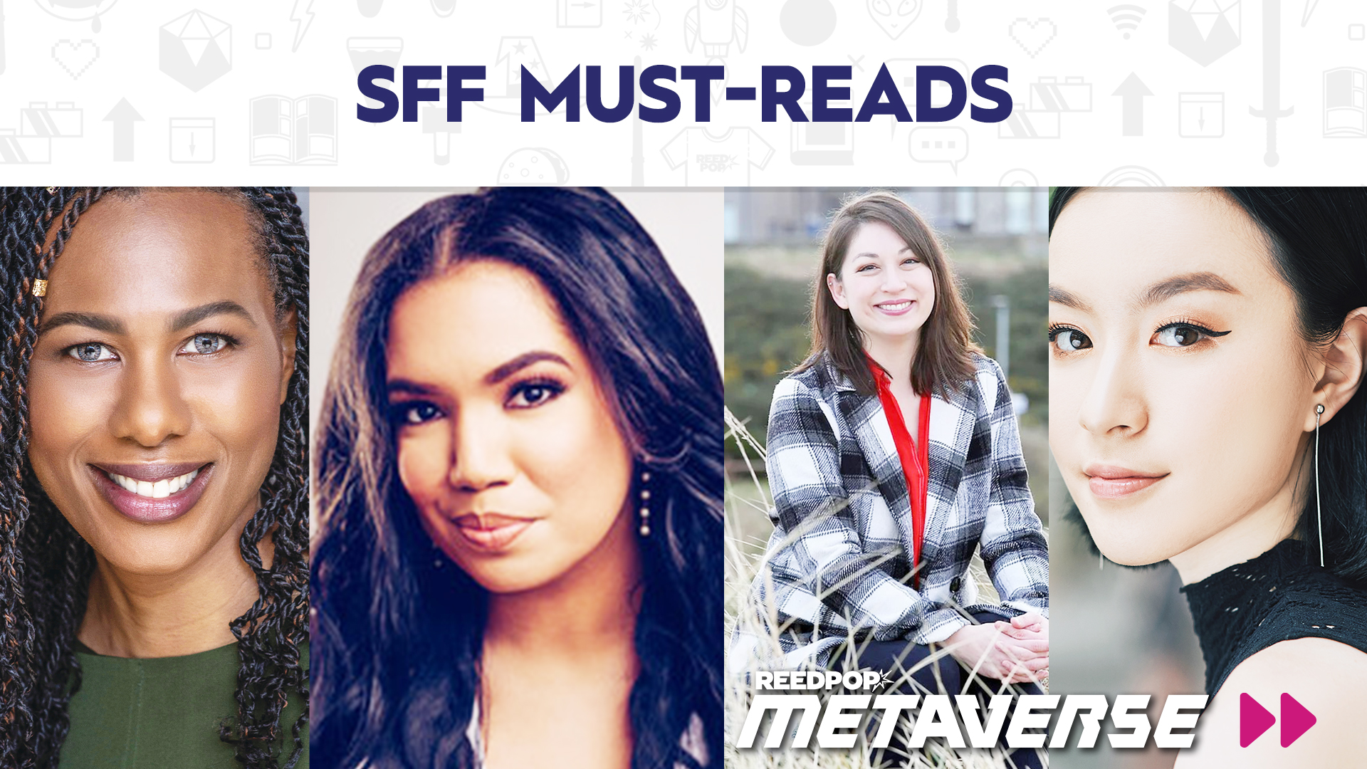 Image for Author Picks: SFF Must-Reads