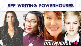 Image for Sci-Fi/Fantasy Writing Powerhouses Q&A
