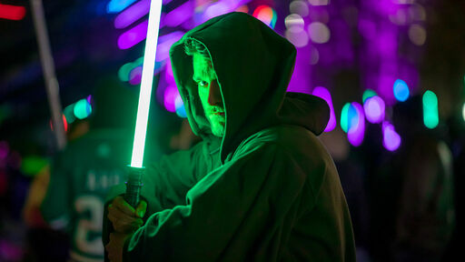 Image for How To Cosplay As A Jedi On Star Wars Day (Or Any Day)