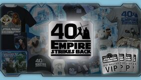 Win Tickets to Star Wars Celebration 2022 and Empire Strikes Back Merch