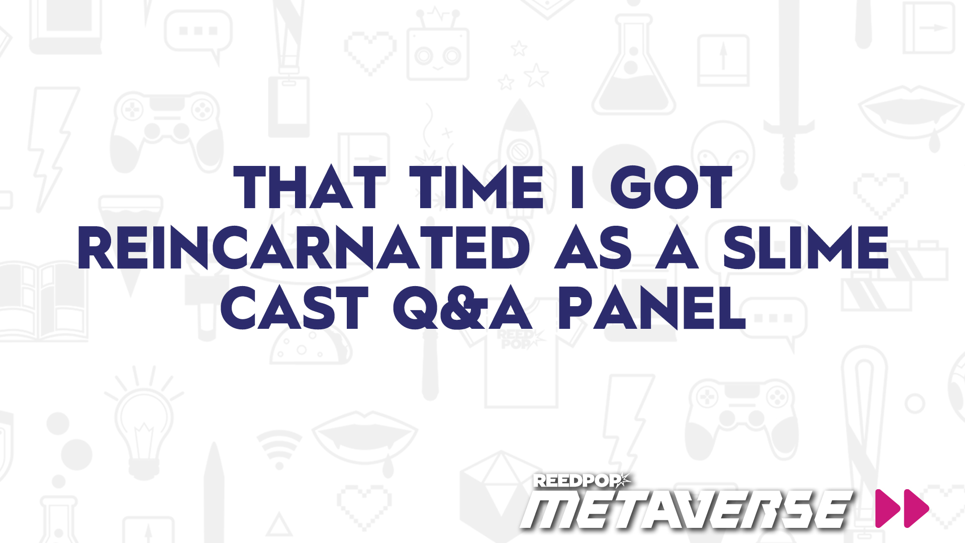 Image for That Time I Got Reincarnated as a Slime Cast Q&A Panel