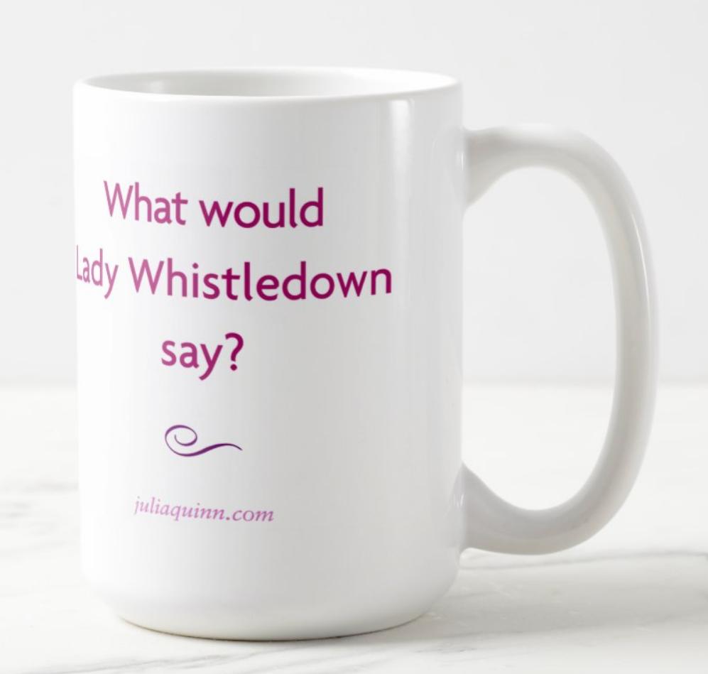 Bridgerton mugs