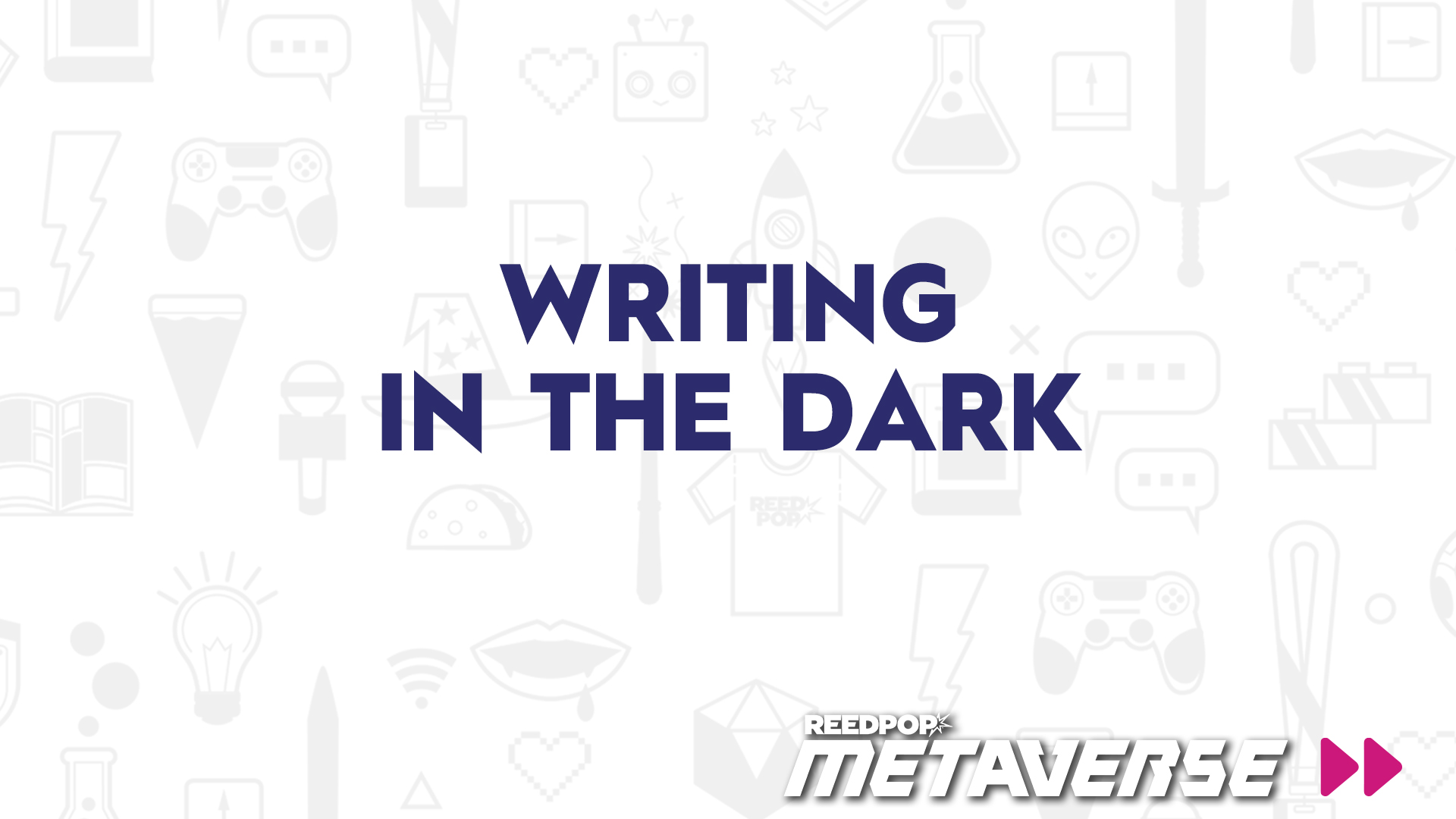 Image for Writing in the Dark