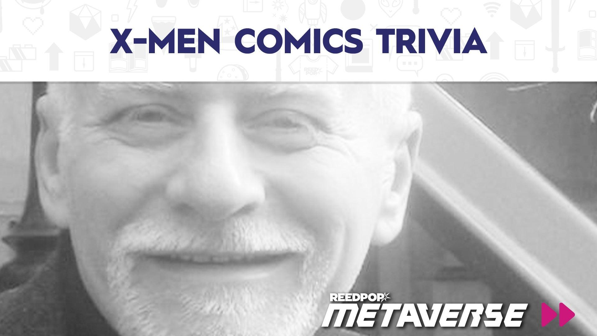 Image for X-Men Comics Trivia with Chris Claremont